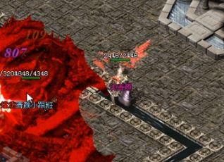 1.80英雄连击的老玩家说屠龙不如统治