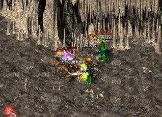 复古版传奇中有很多不同的武士,武士的玩法