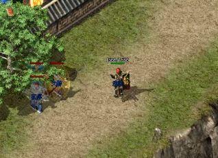 法战组合围攻触龙神的两个方法